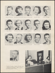 Page 15, 1953 Edition, Clinton High School - Tornado Yearbook (Clinton, OK) online yearbook collection