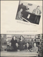 Page 9, 1953 Edition, Clinton High School - Tornado Yearbook (Clinton, OK) online yearbook collection