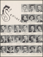 Page 12, 1954 Edition, Clinton High School - Tornado Yearbook (Clinton, OK) online yearbook collection