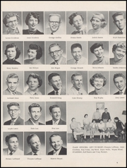 Page 13, 1954 Edition, Clinton High School - Tornado Yearbook (Clinton, OK) online yearbook collection