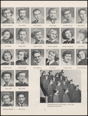 Page 15, 1954 Edition, Clinton High School - Tornado Yearbook (Clinton, OK) online yearbook collection