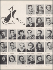 Page 16, 1954 Edition, Clinton High School - Tornado Yearbook (Clinton, OK) online yearbook collection