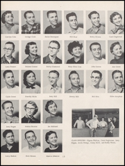 Page 17, 1954 Edition, Clinton High School - Tornado Yearbook (Clinton, OK) online yearbook collection