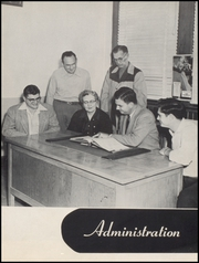 Page 7, 1954 Edition, Clinton High School - Tornado Yearbook (Clinton, OK) online yearbook collection