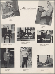 Page 8, 1954 Edition, Clinton High School - Tornado Yearbook (Clinton, OK) online yearbook collection