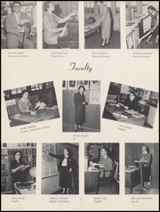 Page 9, 1954 Edition, Clinton High School - Tornado Yearbook (Clinton, OK) online yearbook collection