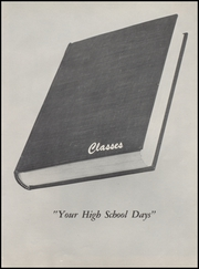 Page 11, 1956 Edition, Clinton High School - Tornado Yearbook (Clinton, OK) online yearbook collection