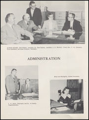 Page 8, 1956 Edition, Clinton High School - Tornado Yearbook (Clinton, OK) online yearbook collection