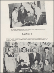 Page 9, 1956 Edition, Clinton High School - Tornado Yearbook (Clinton, OK) online yearbook collection