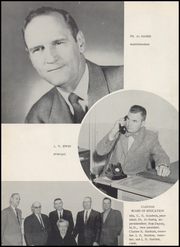 Page 8, 1959 Edition, Clinton High School - Tornado Yearbook (Clinton, OK) online yearbook collection