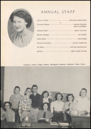 Page 10, 1953 Edition, Broken Bow High School - Savage Yearbook (Broken Bow, OK) online yearbook collection