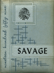 Page 1, 1959 Edition, Broken Bow High School - Savage Yearbook (Broken Bow, OK) online yearbook collection