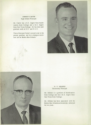 Page 12, 1959 Edition, Broken Bow High School - Savage Yearbook (Broken Bow, OK) online yearbook collection
