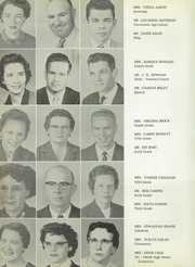 Page 14, 1959 Edition, Broken Bow High School - Savage Yearbook (Broken Bow, OK) online yearbook collection