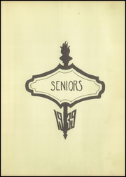 Page 11, 1939 Edition, Coweta High School - Tiger Tales Yearbook (Coweta, OK) online yearbook collection