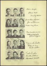 Page 15, 1939 Edition, Coweta High School - Tiger Tales Yearbook (Coweta, OK) online yearbook collection