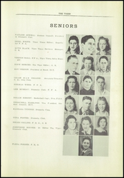 Page 15, 1942 Edition, Coweta High School - Tiger Tales Yearbook (Coweta, OK) online yearbook collection