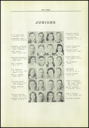 Page 17, 1942 Edition, Coweta High School - Tiger Tales Yearbook (Coweta, OK) online yearbook collection