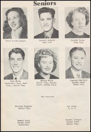 Page 16, 1947 Edition, Coweta High School - Tiger Tales Yearbook (Coweta, OK) online yearbook collection