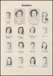 Page 17, 1947 Edition, Coweta High School - Tiger Tales Yearbook (Coweta, OK) online yearbook collection