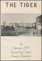 Page 7, 1947 Edition, Coweta High School - Tiger Tales Yearbook (Coweta, OK) online yearbook collection