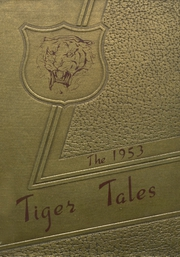 Page 1, 1953 Edition, Coweta High School - Tiger Tales Yearbook (Coweta, OK) online yearbook collection