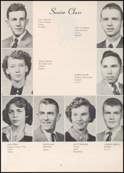 Page 15, 1953 Edition, Coweta High School - Tiger Tales Yearbook (Coweta, OK) online yearbook collection