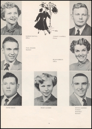 Page 16, 1953 Edition, Coweta High School - Tiger Tales Yearbook (Coweta, OK) online yearbook collection
