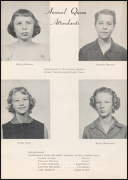 Page 8, 1953 Edition, Coweta High School - Tiger Tales Yearbook (Coweta, OK) online yearbook collection