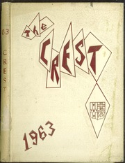 1963 Edition, Bishop Kelley High School - Crest Yearbook (Tulsa, OK)
