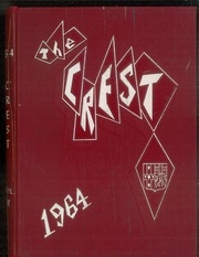 1964 Edition, Bishop Kelley High School - Crest Yearbook (Tulsa, OK)