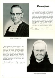 Page 10, 1964 Edition, Bishop Kelley High School - Crest Yearbook (Tulsa, OK) online yearbook collection