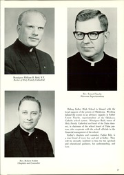 Page 11, 1964 Edition, Bishop Kelley High School - Crest Yearbook (Tulsa, OK) online yearbook collection