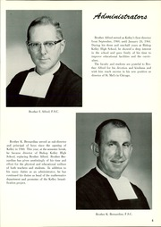 Page 9, 1964 Edition, Bishop Kelley High School - Crest Yearbook (Tulsa, OK) online yearbook collection