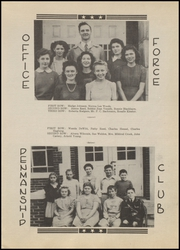 Page 61, 1944 Edition, Cleveland High School - Cleoma Yearbook (Cleveland, OK) online yearbook collection