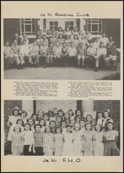 Page 62, 1944 Edition, Cleveland High School - Cleoma Yearbook (Cleveland, OK) online yearbook collection