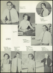 Page 10, 1957 Edition, Cleveland High School - Cleoma Yearbook (Cleveland, OK) online yearbook collection