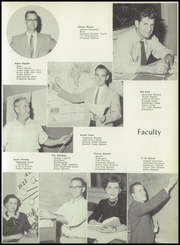 Page 11, 1957 Edition, Cleveland High School - Cleoma Yearbook (Cleveland, OK) online yearbook collection