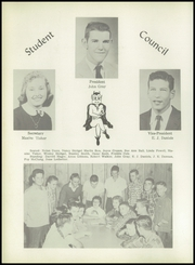 Page 12, 1957 Edition, Cleveland High School - Cleoma Yearbook (Cleveland, OK) online yearbook collection