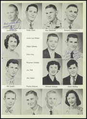 Page 15, 1957 Edition, Cleveland High School - Cleoma Yearbook (Cleveland, OK) online yearbook collection