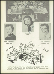 Page 6, 1957 Edition, Cleveland High School - Cleoma Yearbook (Cleveland, OK) online yearbook collection