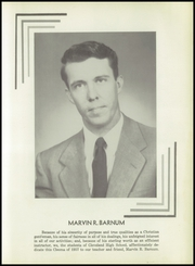 Page 7, 1957 Edition, Cleveland High School - Cleoma Yearbook (Cleveland, OK) online yearbook collection
