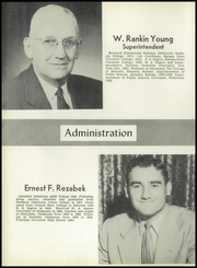 Page 8, 1957 Edition, Cleveland High School - Cleoma Yearbook (Cleveland, OK) online yearbook collection