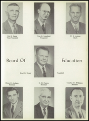 Page 9, 1957 Edition, Cleveland High School - Cleoma Yearbook (Cleveland, OK) online yearbook collection