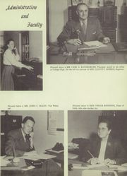 Page 11, 1953 Edition, College High School - Col Hi Yearbook (Bartlesville, OH) online yearbook collection