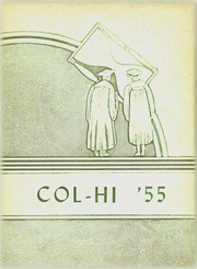 Page 1, 1955 Edition, College High School - Col Hi Yearbook (Bartlesville, OH) online yearbook collection