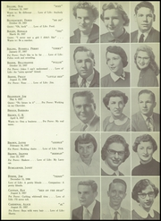 Page 17, 1955 Edition, College High School - Col Hi Yearbook (Bartlesville, OH) online yearbook collection