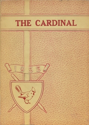 1955 Edition, Collinsville High School - Cardinal Yearbook (Collinsville, OK)