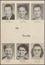 Page 10, 1956 Edition, Collinsville High School - Cardinal Yearbook (Collinsville, OK) online yearbook collection