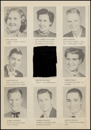 Page 14, 1956 Edition, Collinsville High School - Cardinal Yearbook (Collinsville, OK) online yearbook collection